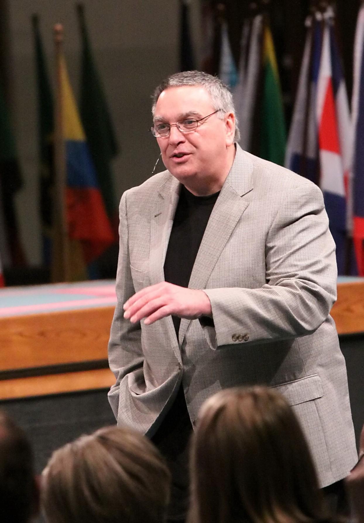 Rev. Doug Jones