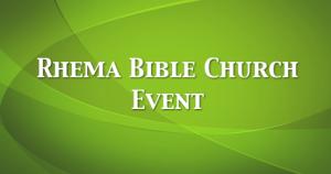 Broken Arrow, Oklahoma @ Rhema Bible Church | Broken Arrow | Oklahoma | United States