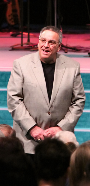 Rev. Doug Jones